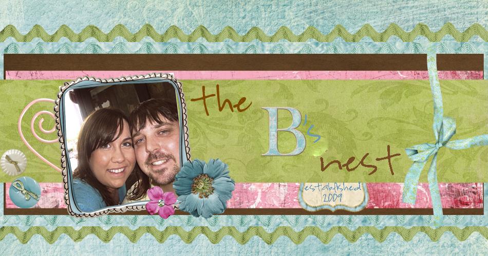 the B's nest