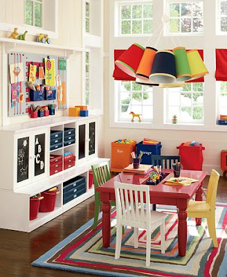 Roots And Wings Playroom Inspiration By Pottery Barn Kids