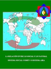 Libro Relación entre lo social y lo natural