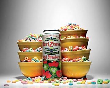 20 самых калорийных напитков.