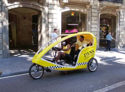 Unusual taxi around the world 27