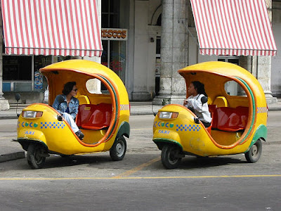 Unusual taxi around the world 20