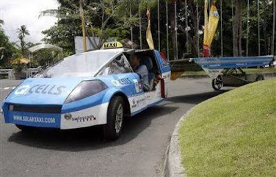 Unusual taxi around the world 8