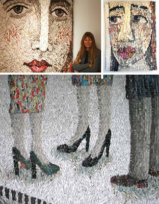 Amazing Works of 'Garbage Art'