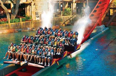 Busch Gardens Tampa Bay, Fla.