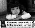 Ayudanos a encontrarla.