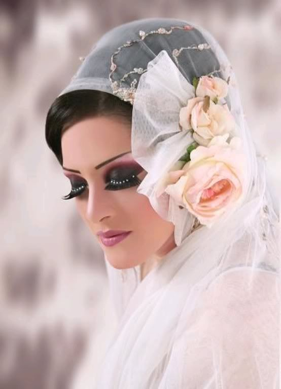 Arab Bridal Makeup. arabic makeup pictures .. arab