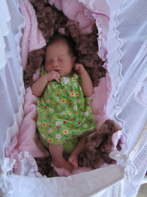 i told you i would a gratuitous baby photo for the baby shower series i have been posting about all week and here she is sleeping like an angel  be brave keep going  shameless plug  product series   the amby      rh   bebravekeepgoing