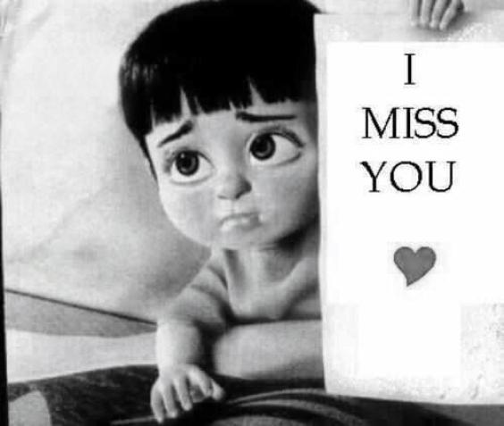 We all miss the closest ones to our heart in our life and hope we will get