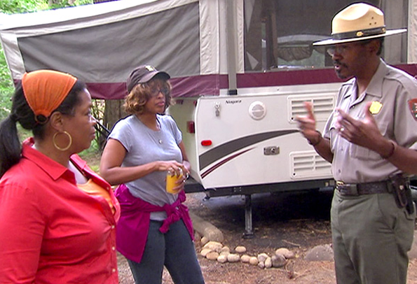 Oprah Winfrey 2010 10 29 Big Yosemite Camping Adventure Part 1 H