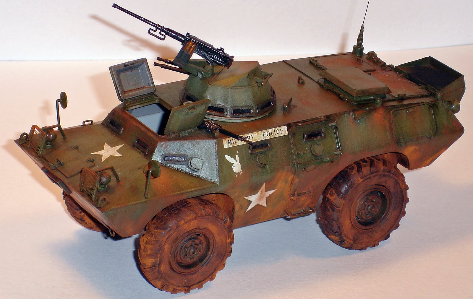 All About Models And Figures 1 35 M706 Apc Vietnam