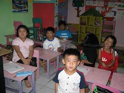 Pendidikan Kursus Sore Bahasa Inggris, Calistung, Sanggar Lukis