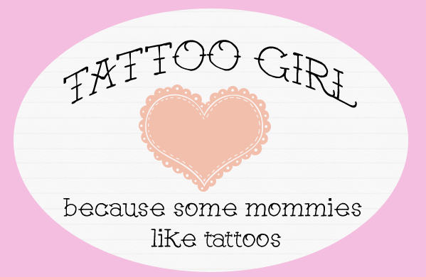 Free Scrapbook Tattoo Girly Font