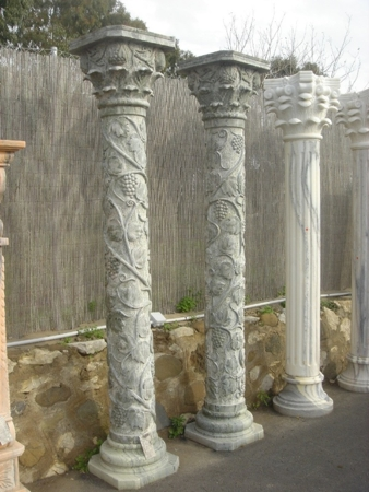 Charlotte barroco - Columnas decoracion interiores ...