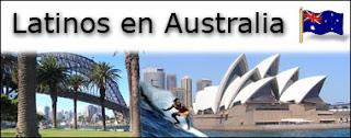 Latinos en australia
