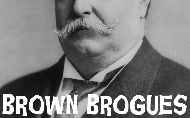 Brown Brogues