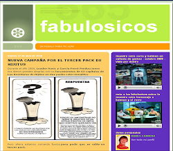 FABULOSICOS ¨recomendado del Mes