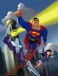 Superman y Braniac