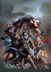 Batman derrota a Bane