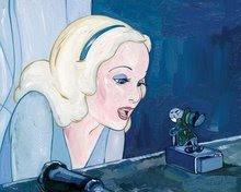 Blue Fairy, sus libros y discos retro