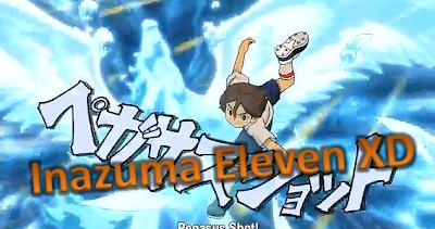 Inazuma eleven xd sempre com a bola no alto os unicornios for Domon x ichinose