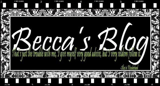 Becca's Blog