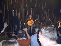 Keane onstage Philadelphia