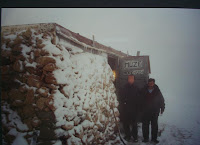 Nemrut's guard hut