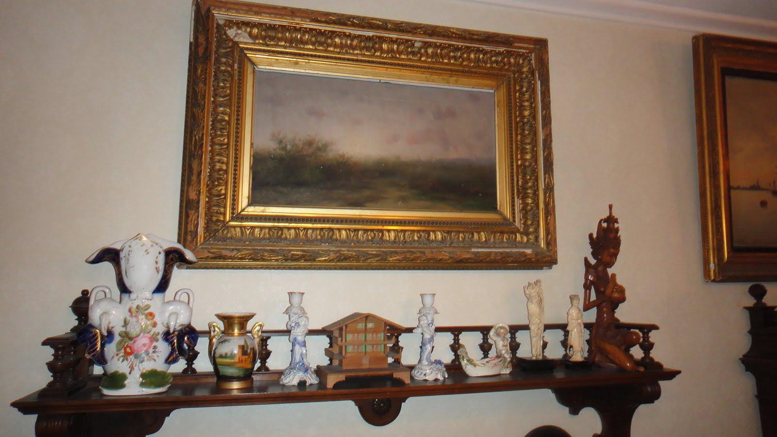 Muebles antiguos - Muebles modesto ...