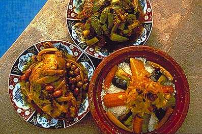 Moroc co traditional food in morocco morocco of culture for Authentic moroccan cuisine
