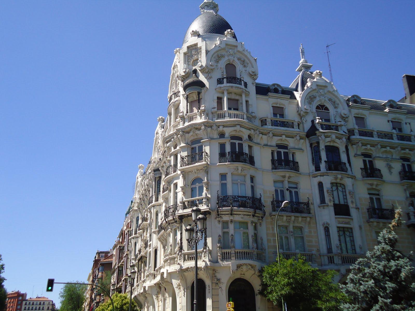 Cosas que nunca te dije edificios singulares de madrid ii - Casas singulares madrid ...
