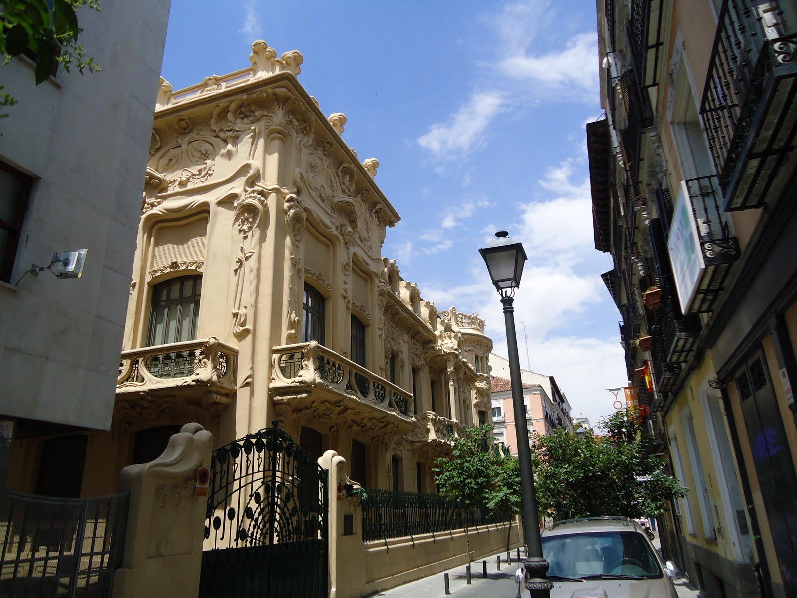 Cosas que nunca te dije edificios singulares de madrid iv - Casas singulares madrid ...