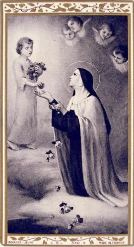 Beatificata nel 1923 papa pio xi canonizz 242 teresa di lisieux il 17