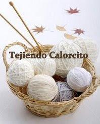 INTERCAMBIO TEJIENDO CALORCITO