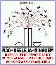 A solução para a moralização do Brasil...
