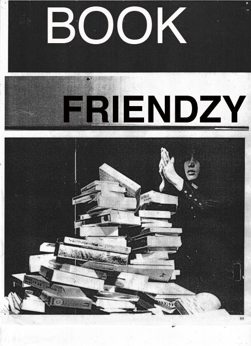 Book Friendzy!
