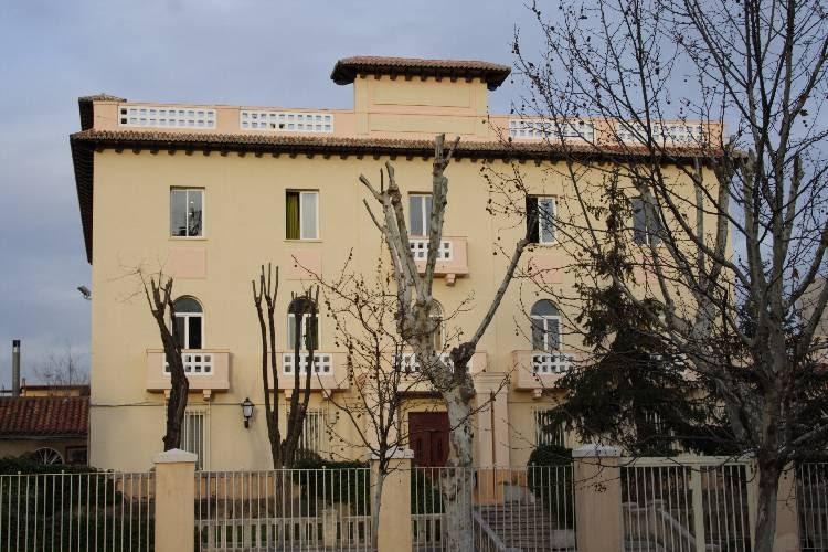 Historias matritenses edificios de la ciudad lineal - Apartamentos arturo soria ...