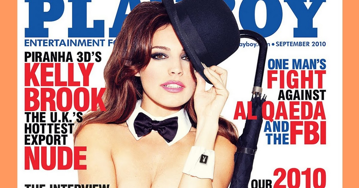 Kelly Brook - Englishh Fashion Model and Actress, Playboy
