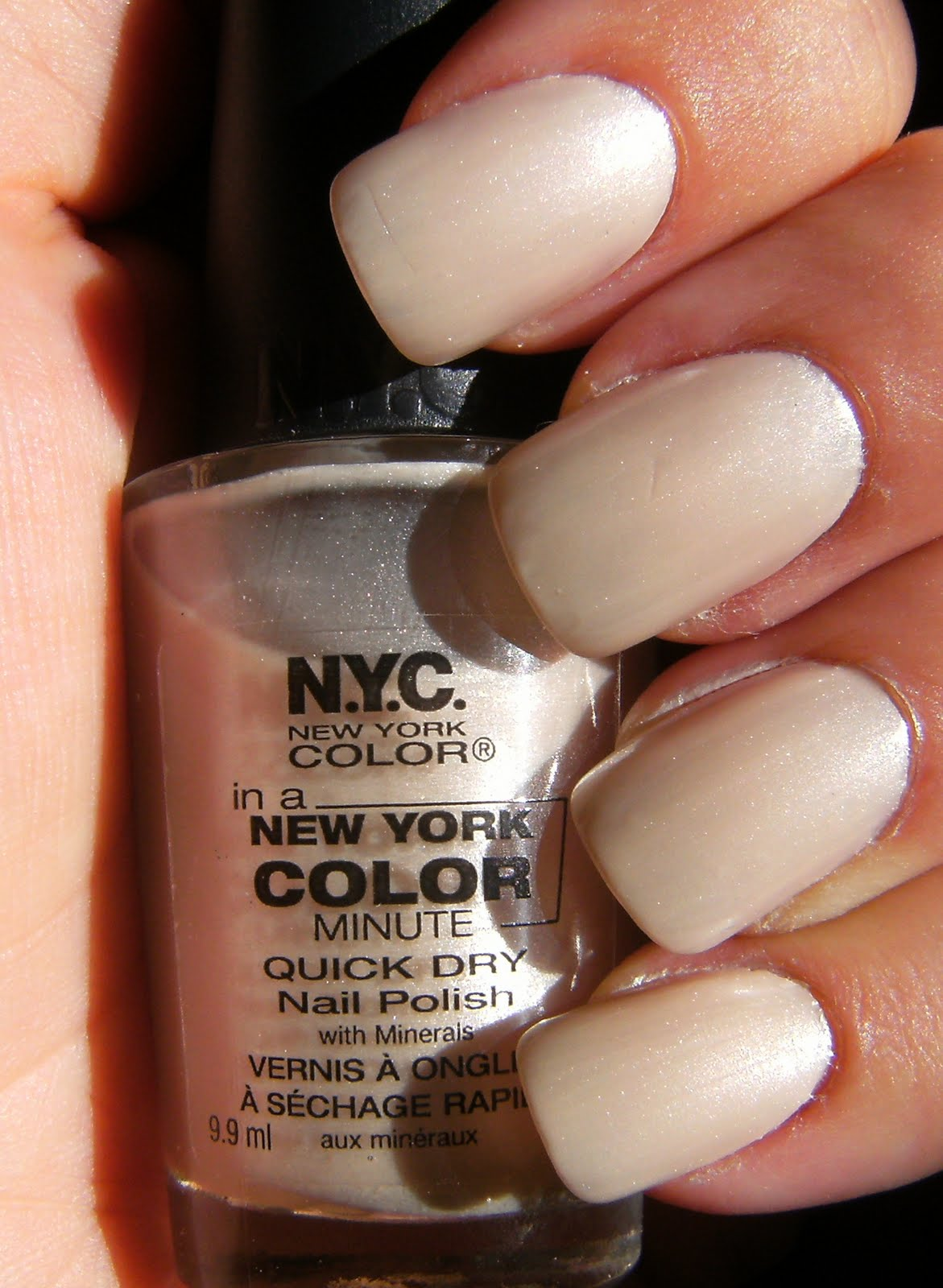 Deez Nailz: ♥ NYC Mulberry Street & NYC Taxi Yellow Creme ♥