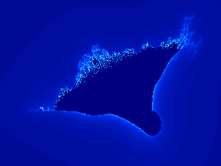 Burning Ship fractal