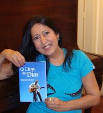 Belissima Amiga Sarinha Freitas e o Livro dos Dias