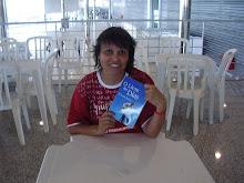 Queridissima e bela amiga Vilminha com o Livro dos Dias
