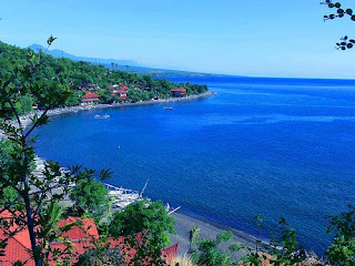 amed diving bali