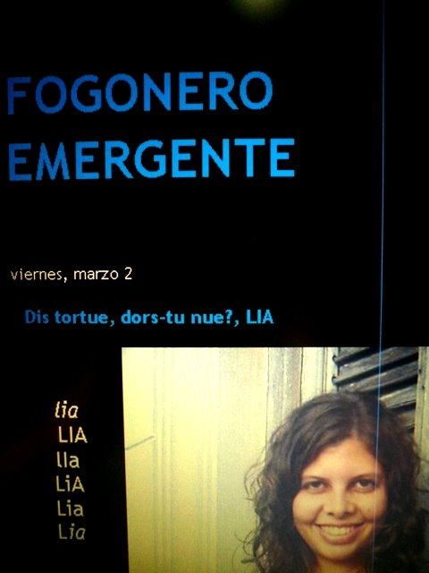 en fogonero