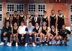 SENIOR A AUTONOMIC 1995/96