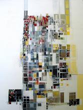 La sentinelle - 130 x 97 cm - 2008