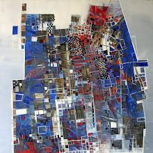 Babel VI - 80 x 80 cm - 2008