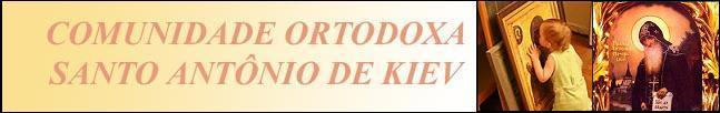COMUNIDADE SANTO ANTÔNIO DE KIEV