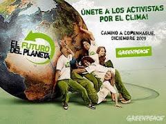 Activistas por el clima