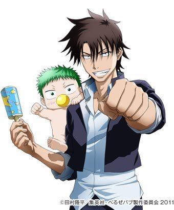 Información (Animes Estrenos 2011):